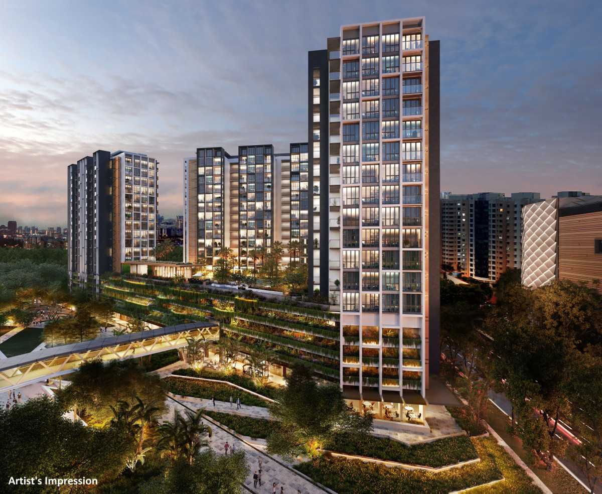 Park Place Residences at PLQ