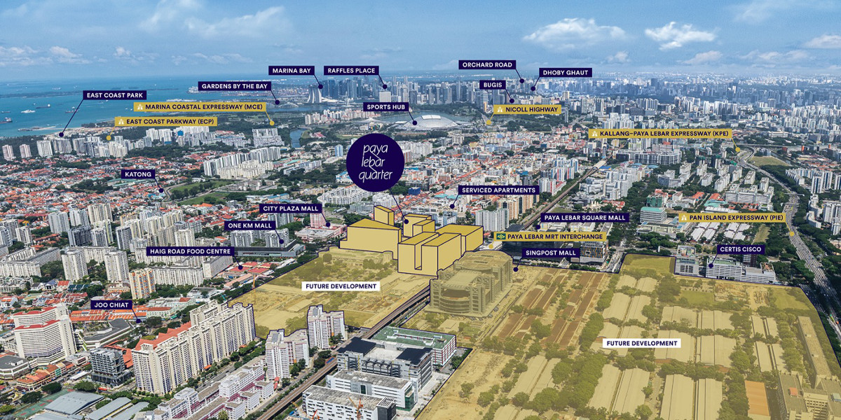 Paya Lebar Quarter Park Place Condo Location