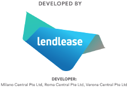 Paya Lebar Quarter Developer Lendlease Logo
